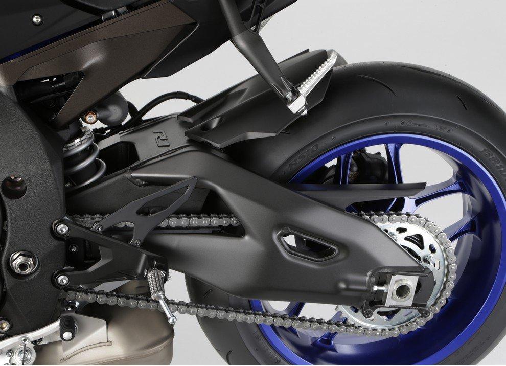 Nuova Yamaha R1: è lei la regina - Foto 14 di 95