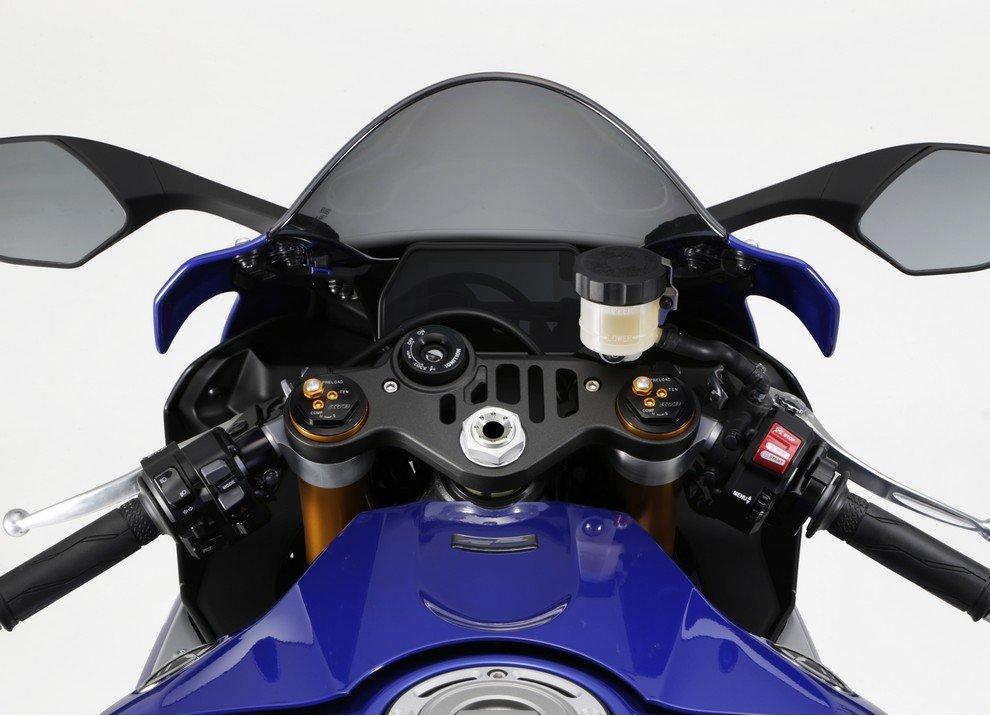 Nuova Yamaha R1: è lei la regina - Foto 20 di 95