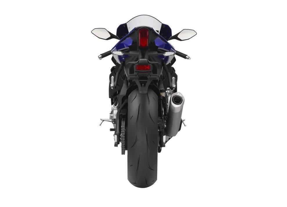 Nuova Yamaha R1: è lei la regina - Foto 26 di 95