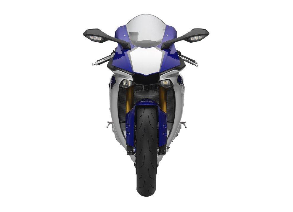 Nuova Yamaha R1: è lei la regina - Foto 28 di 95