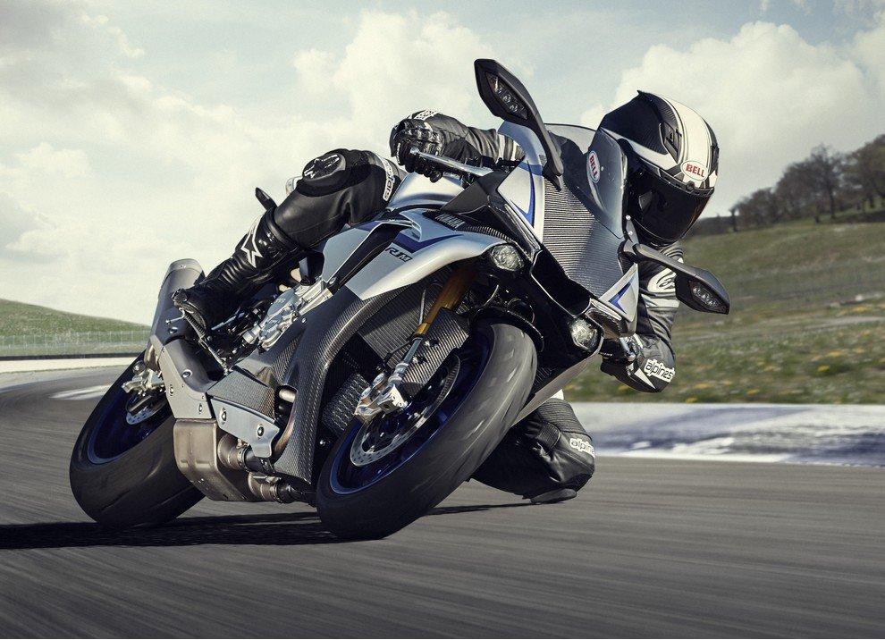 Nuova Yamaha R1: è lei la regina - Foto 34 di 95