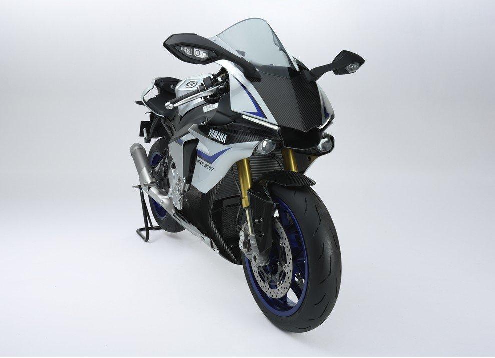 Nuova Yamaha R1: è lei la regina - Foto 41 di 95