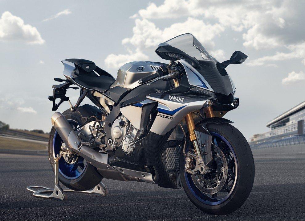 Nuova Yamaha R1: è lei la regina - Foto 45 di 95