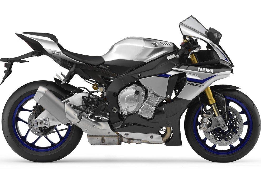 Nuova Yamaha R1: è lei la regina - Foto 47 di 95