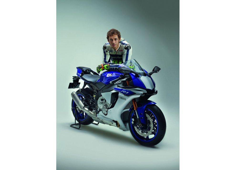 Nuova Yamaha R1: è lei la regina - Foto 53 di 95