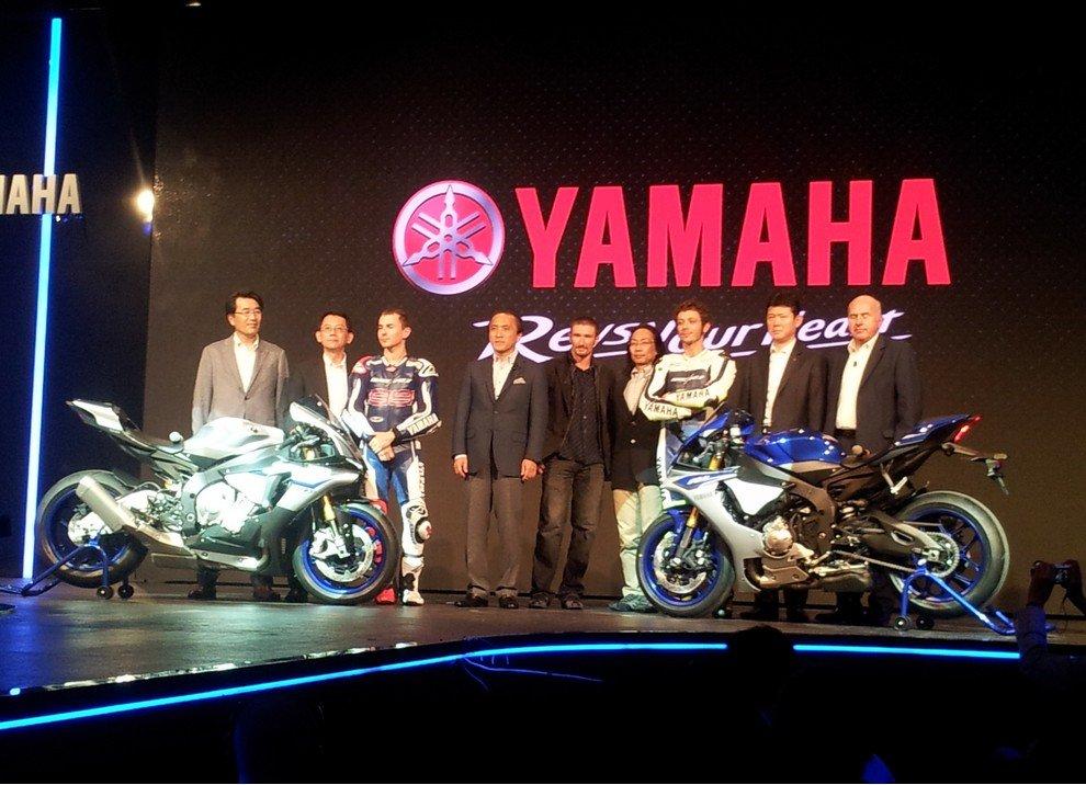 Nuova Yamaha R1: è lei la regina - Foto 54 di 95