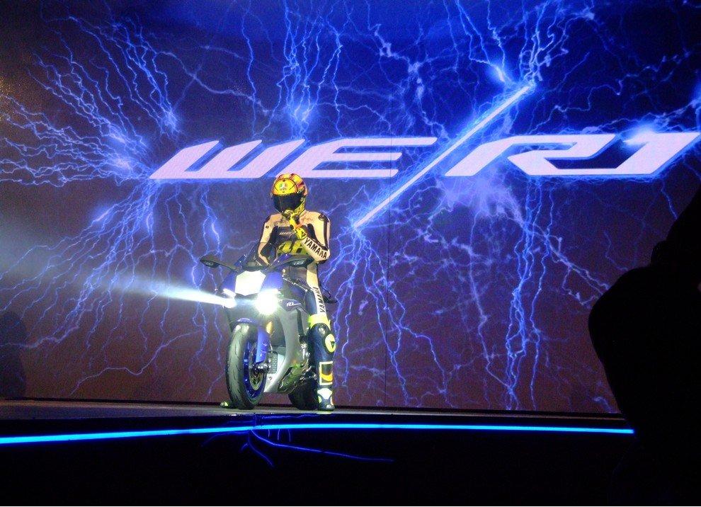 Nuova Yamaha R1: è lei la regina - Foto 59 di 95