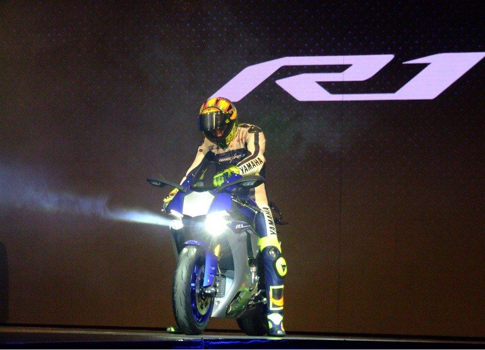 Nuova Yamaha R1: è lei la regina - Foto 60 di 95