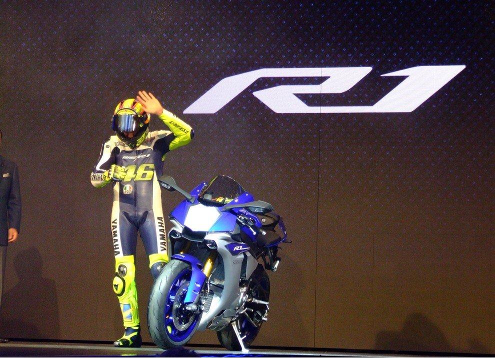 Nuova Yamaha R1: è lei la regina - Foto 61 di 95