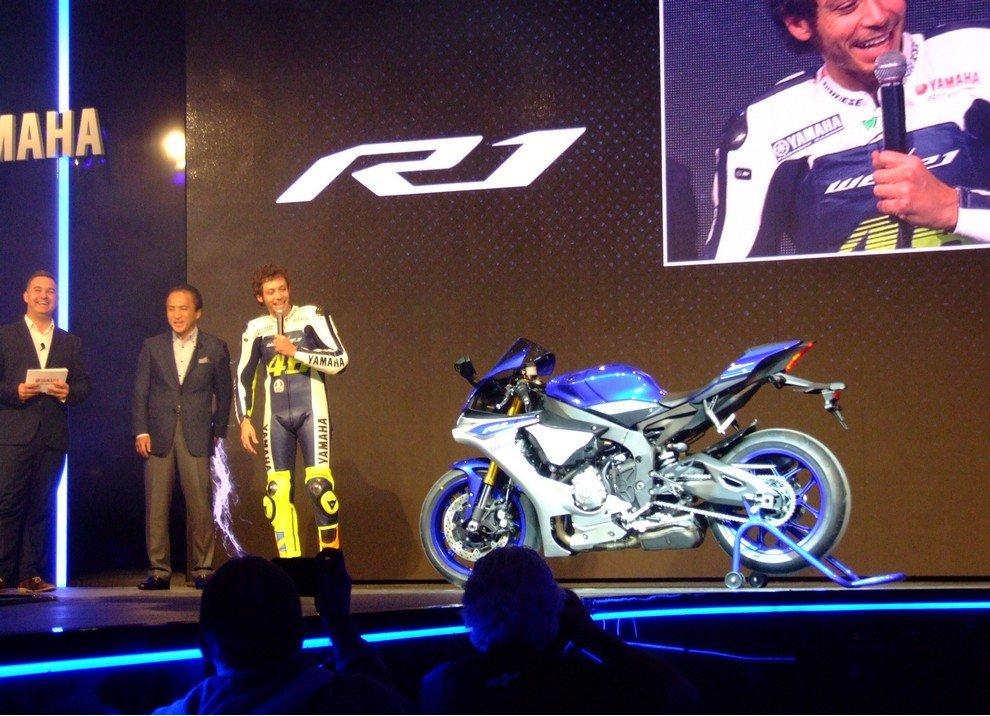 Nuova Yamaha R1: è lei la regina - Foto 63 di 95