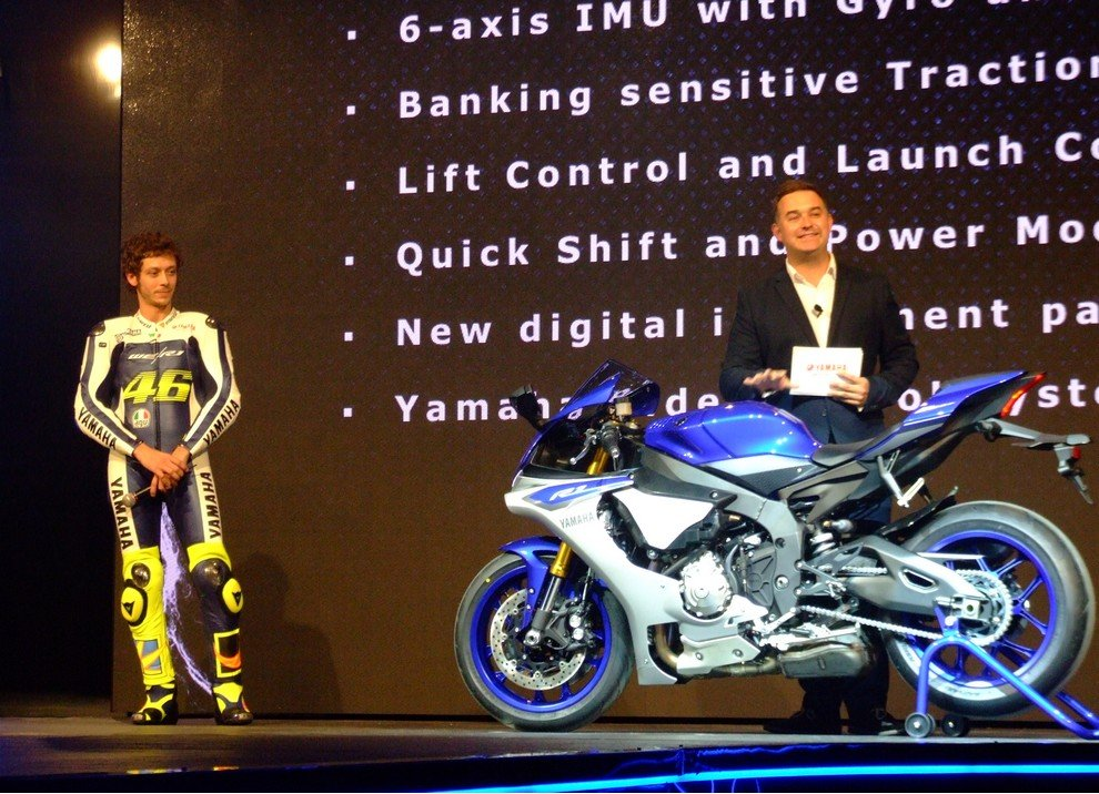 Nuova Yamaha R1: è lei la regina - Foto 66 di 95
