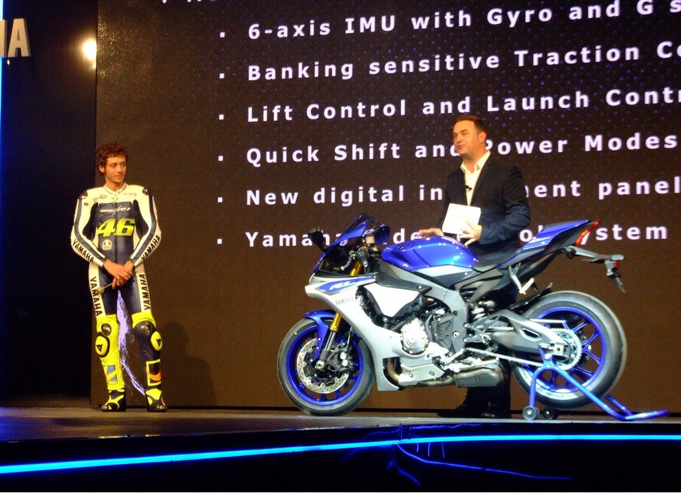 Nuova Yamaha R1: è lei la regina - Foto 67 di 95