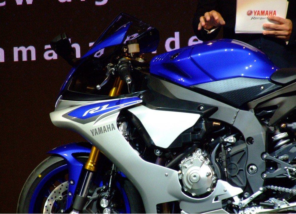 Nuova Yamaha R1: è lei la regina - Foto 68 di 95