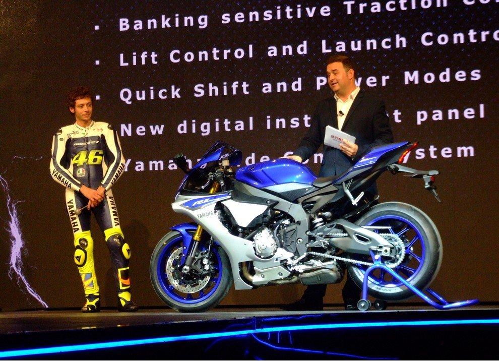 Nuova Yamaha R1: è lei la regina - Foto 69 di 95