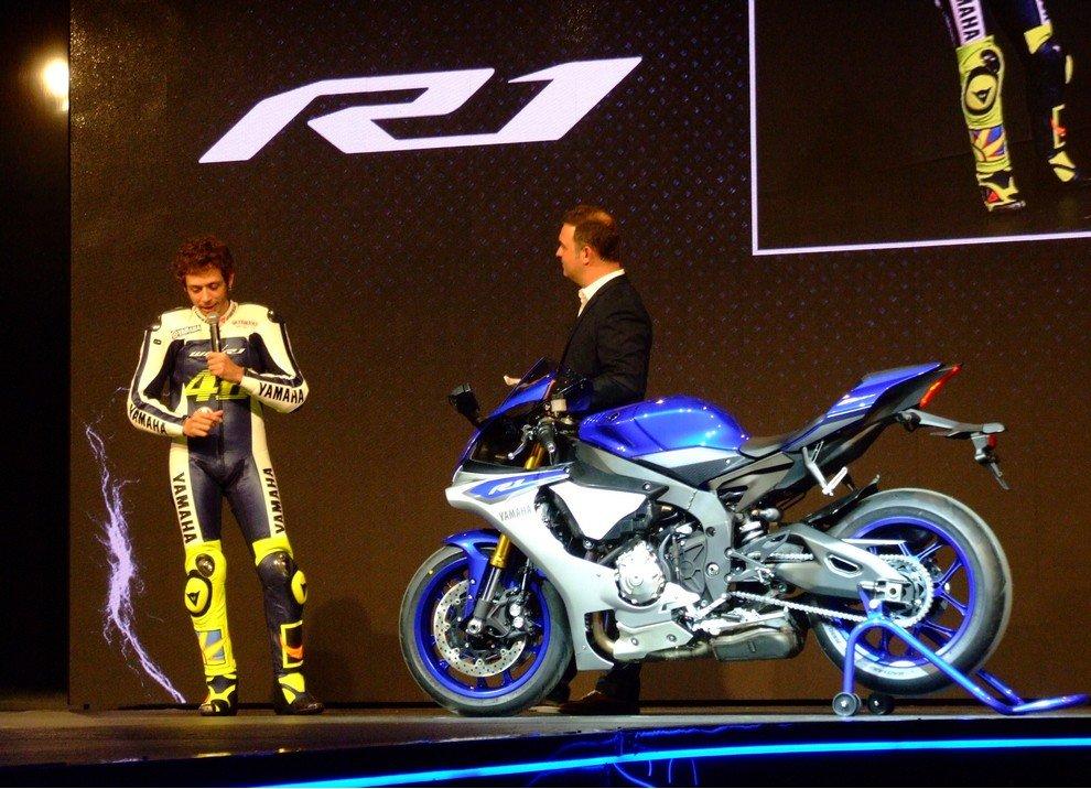 Nuova Yamaha R1: è lei la regina - Foto 73 di 95