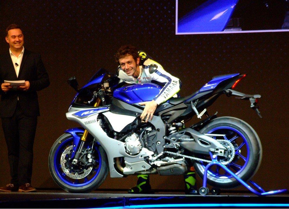 Nuova Yamaha R1: è lei la regina