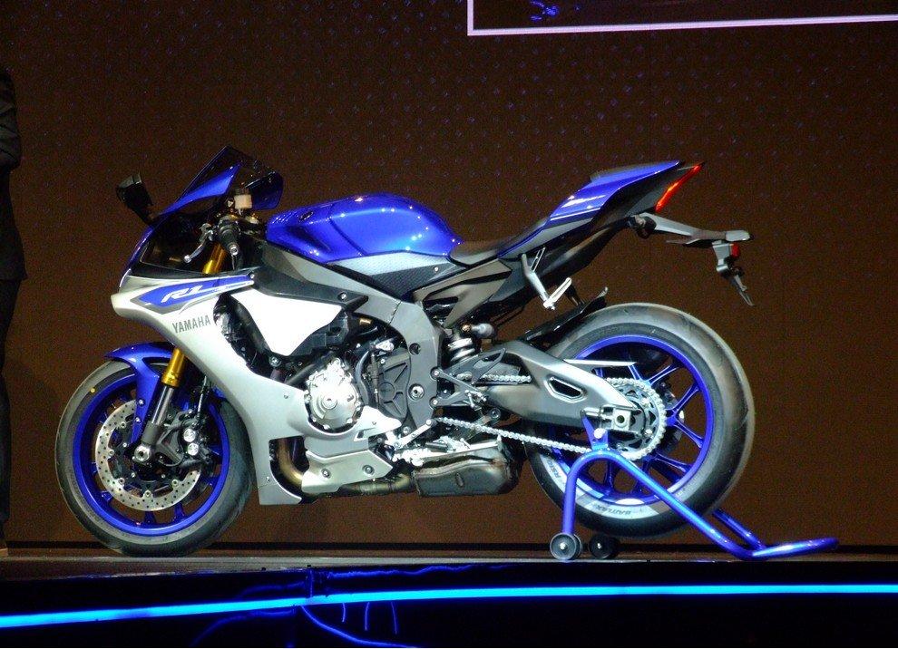 Nuova Yamaha R1: è lei la regina - Foto 78 di 95