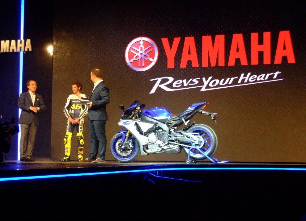 Nuova Yamaha R1: è lei la regina - Foto 79 di 95