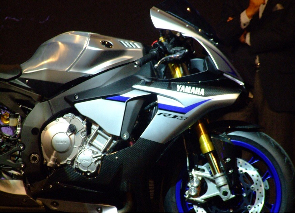 Nuova Yamaha R1: è lei la regina - Foto 86 di 95