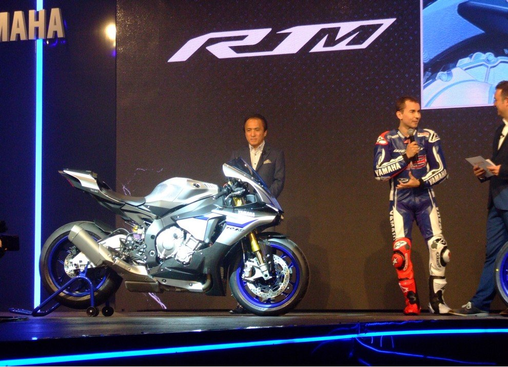 Nuova Yamaha R1: è lei la regina - Foto 87 di 95