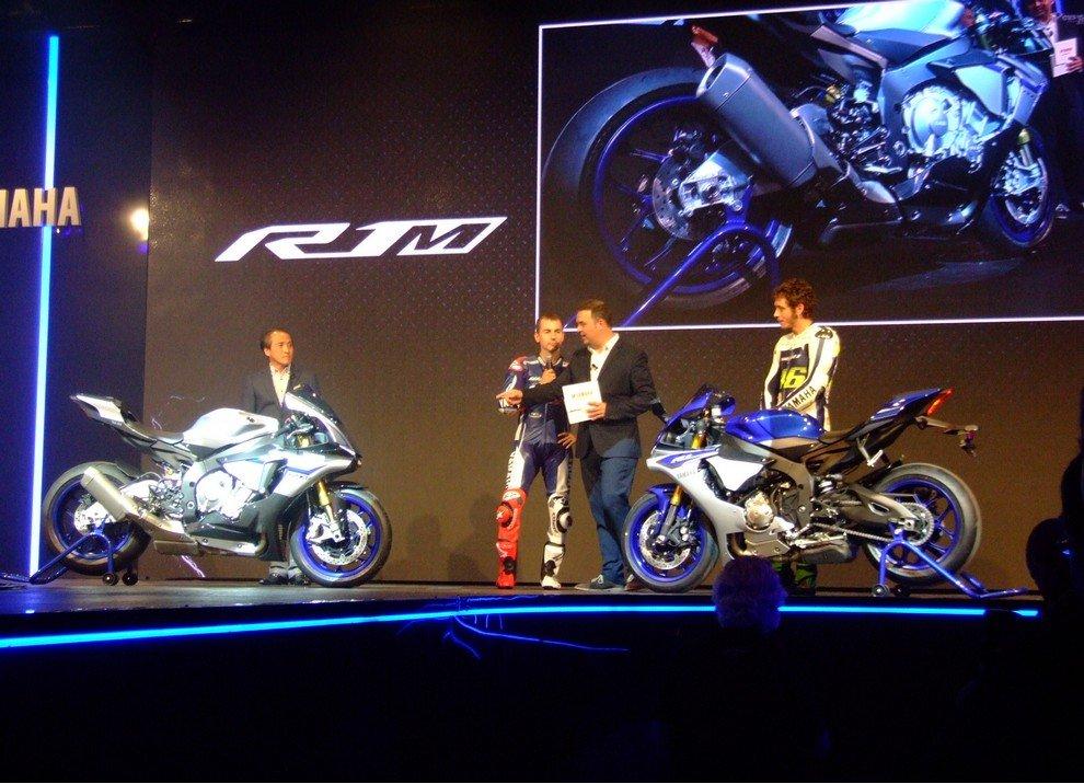 Nuova Yamaha R1: è lei la regina - Foto 89 di 95