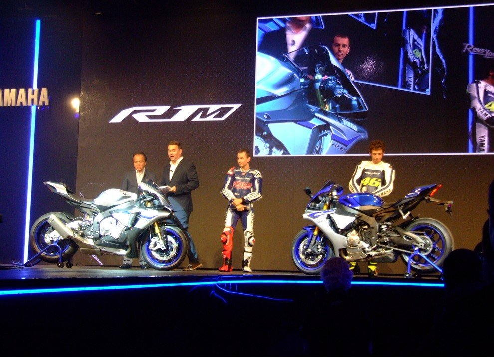 Nuova Yamaha R1: è lei la regina - Foto 90 di 95