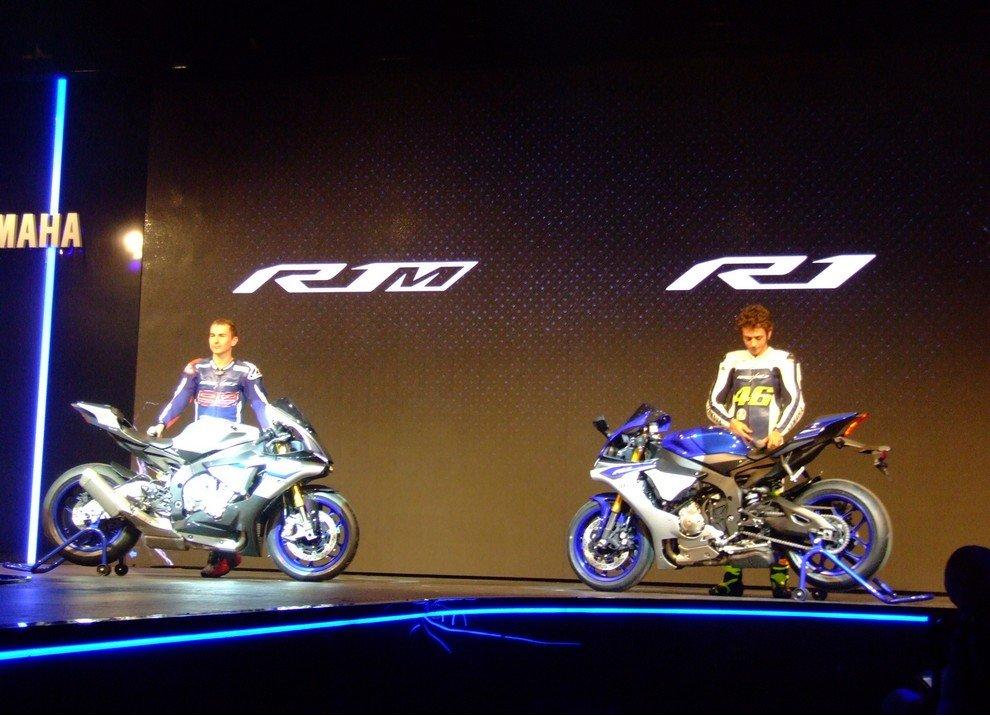 Nuova Yamaha R1: è lei la regina - Foto 93 di 95