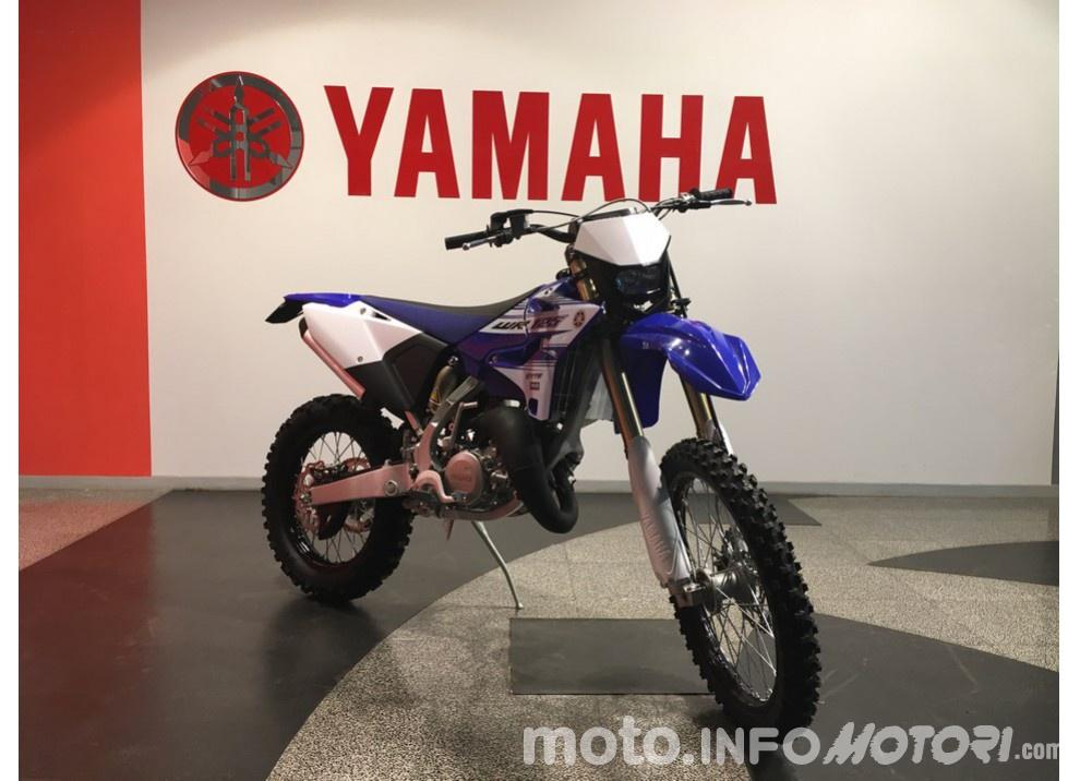 Nuova Yamaha WR125 - Foto 2 di 5