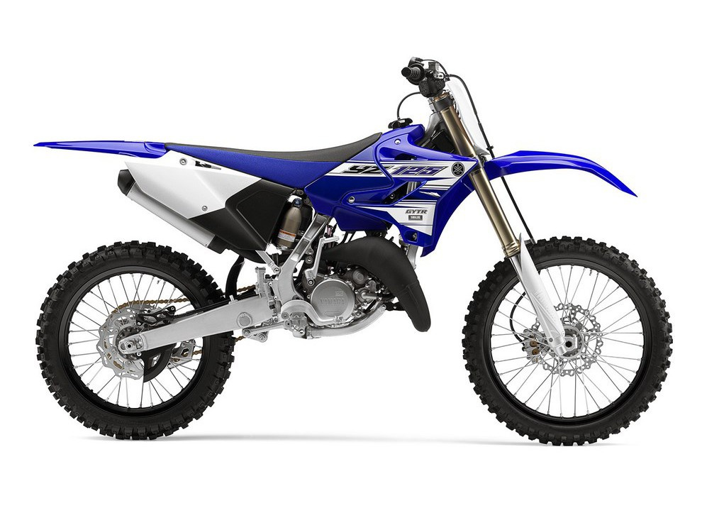 Nuova Yamaha WR125 - Foto 4 di 5