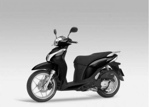 Nuovo Honda SH Mode 125