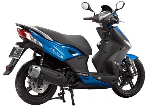 Nuovo Kymco Agility 200i R16 + consumi ridotti e prezzi accessibili - Foto 2 di 8