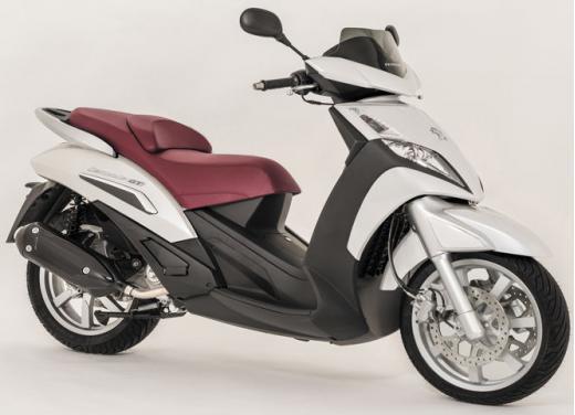 Nuovo Peugeot Geopolis 300 GT, lo scooter per il turismo e la città