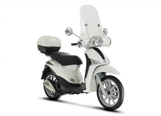 Nuovo Piaggio Liberty 3V prezzi a partire da 2.240 euro