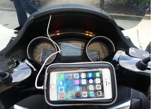 Nuovo Piaggio MP3 500 ABS ASR test ride - Foto 9 di 13