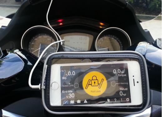 Nuovo Piaggio MP3 500 ABS ASR test ride - Foto 8 di 13
