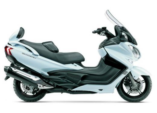 Nuovo Suzuki Burgman 650: prezzo scontato fino al 30 giugno 2013