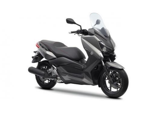 Nuovo Yamaha X-Max 250