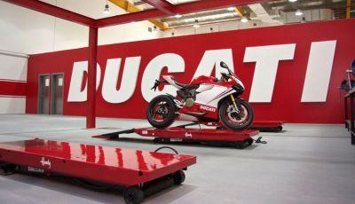 Ducati Service Warm Up