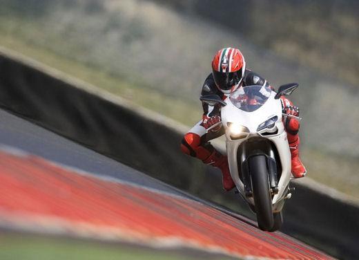 Ducati 848 Long Test Ride
