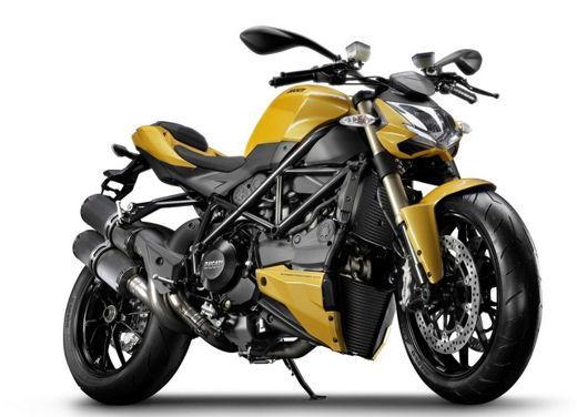 Ducati 848 Long Test Ride - Foto 2 di 12