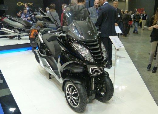 Peugeot Metropolis 400i