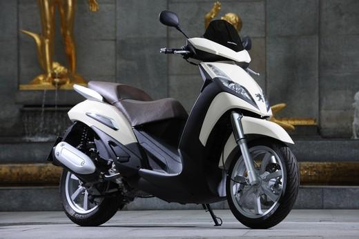 Peugeot Scooters, promozione sugli scooter a ruota alta - Foto 1 di 3