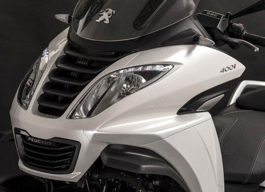 Peugeot Metropolis 400i - Foto 10 di 13
