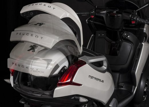 Peugeot Metropolis 400i - Foto 12 di 13