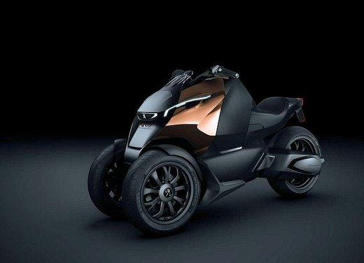 Peugeot supertrike Onyx Concept Scooter - Foto 14 di 21