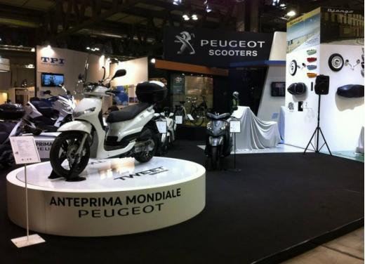 Nuovo Peugeot Tweet - Foto 4 di 5