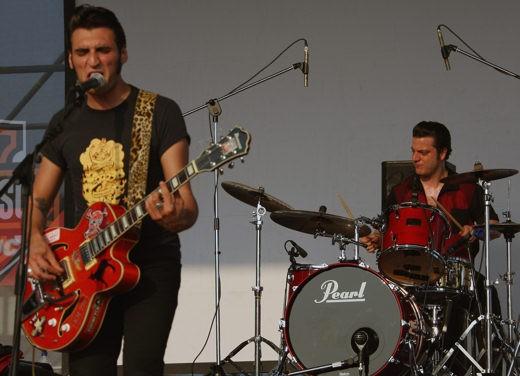 "Harley-Davidson ""The Legend on Tour"" - Foto 1 di 69"