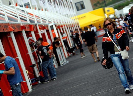 "Harley-Davidson ""The Legend on Tour"" - Foto 26 di 69"