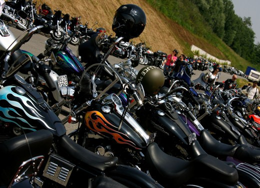 "Harley-Davidson ""The Legend on Tour"" - Foto 29 di 69"