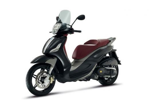 Piaggio Beverly sempre in vetta alle classifiche di vendita scooter